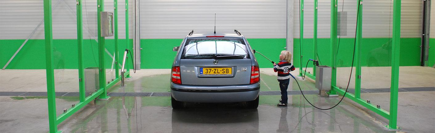 Center 8 Carwash is de grootste doe-het-zelf carwash in de regio Venlo - Blerick - Tegelen - Belfeld - Reuver. U vindt ons op industrieterrein in Belfeld